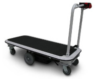 1031 motorized platform cart
