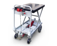 1050-HL Motorized Hydraulic Lift Cart