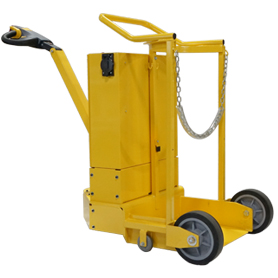 2010 motorized gas cylinder delivery cart