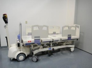 Motorized Bed Mover 1000 lb. Bariatric Bed