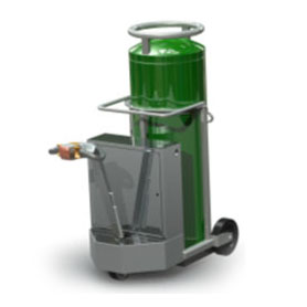 gas cylinder carts