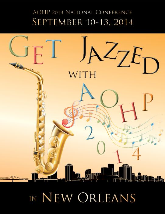 Get Jazzed at AOHP 2014