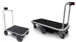 motorized platform carts - motorized carts