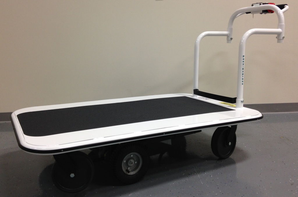 1032 motorized platform cart
