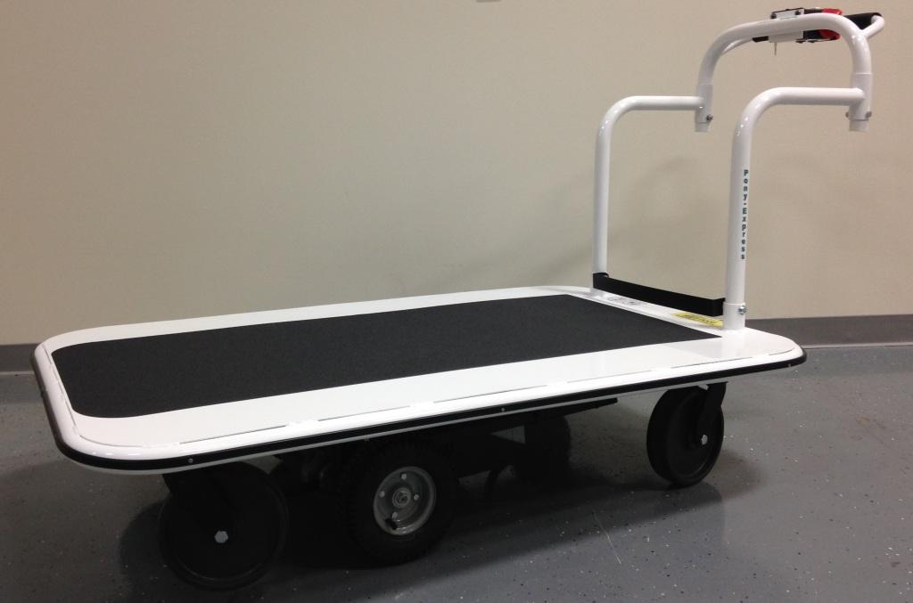 1032 motorized platform cart