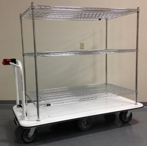 Motorized Utility Carts