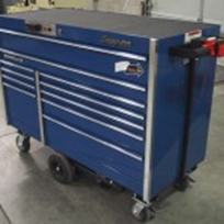 Tool Box with Motorized RetroFit