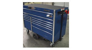Motorized Tool Cart Industrial Goods - Retro-Fit Program