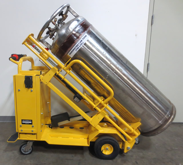 2100 Cylinder Delivery Cart