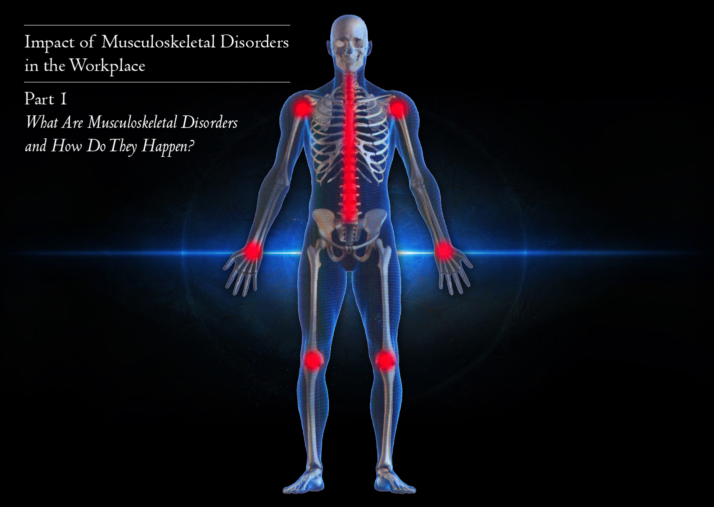 What are Musculoskeletal Disorders and How Do They Happen?