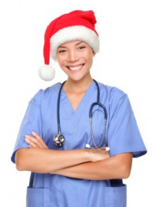 EKT holiday healthcare MSDs
