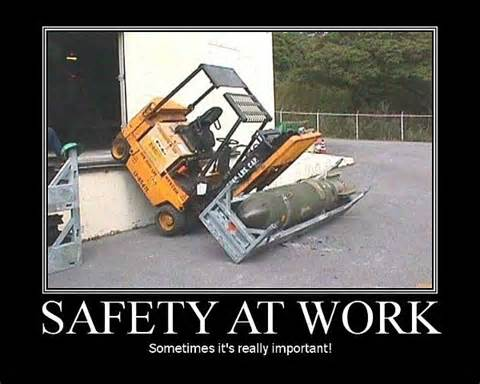 Transport Problem Reducing Forklift Use