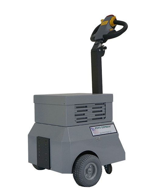 high capacity electric tuggers