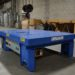 """Custom Transfer Cart for moving payloads up to 10,000 pounds. Deck size of 74""""L by 52"""" W. Wireless Control."""