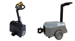 electric tuggers - motorized carts