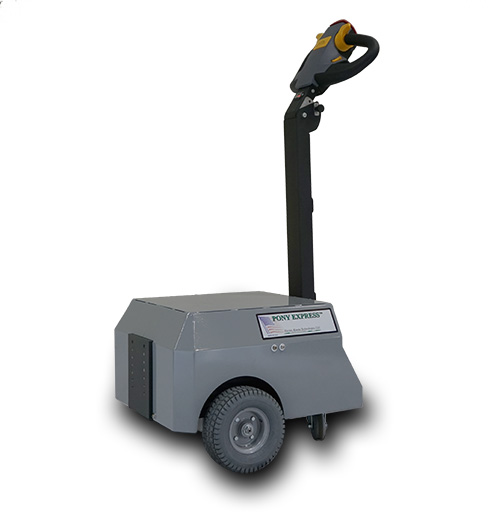 1065 electric tugger motorized equipment trials