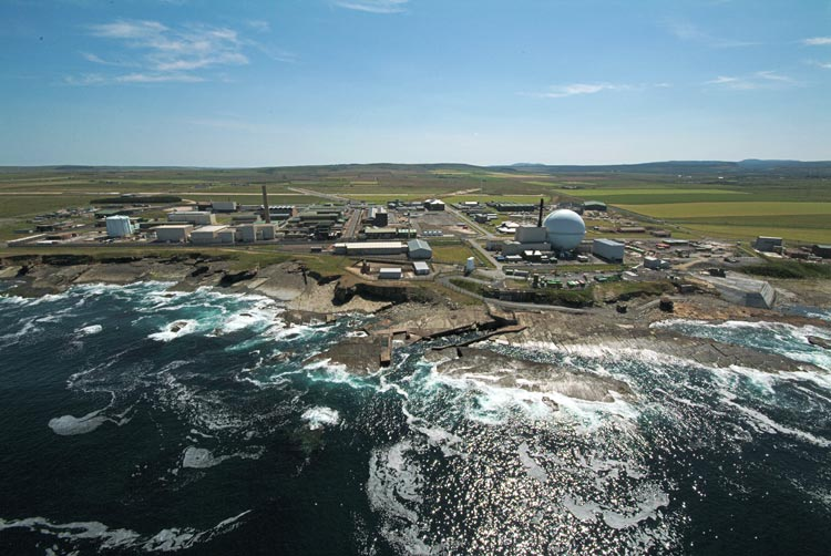 Case study for the Nuclear Industry