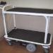 Double deck utility carts