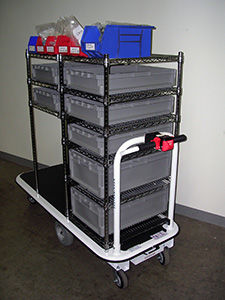 Moving Assembly Cart