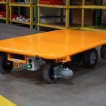 Motorized-Material-Supply-Cart