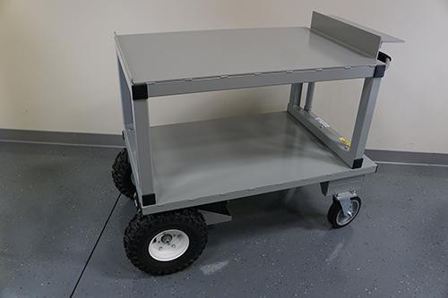 Motorized Utility Carts Electro Kinetic Technologies
