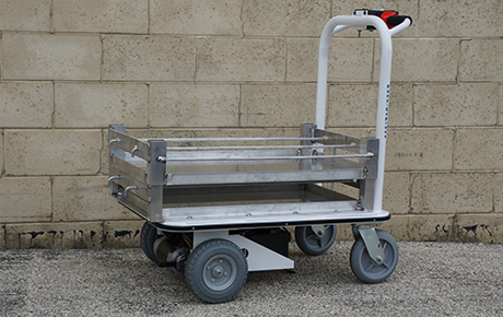 Test Weight Cart Case Study