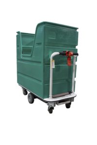 Motorized Laundry Cart
