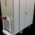 Motorized Security Cart