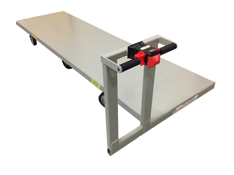 Custom Motorized Platform Cart