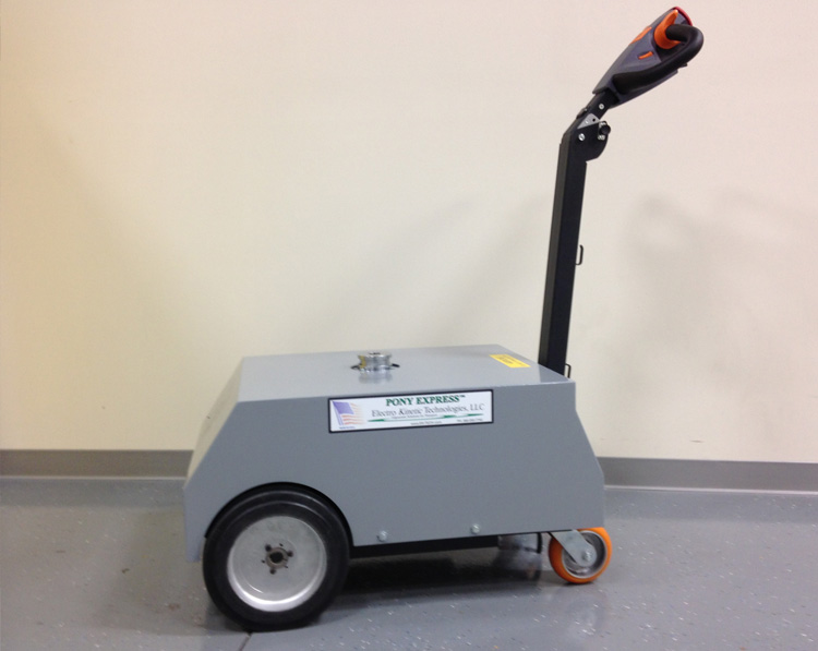 Custom Electric Tugger With Lift