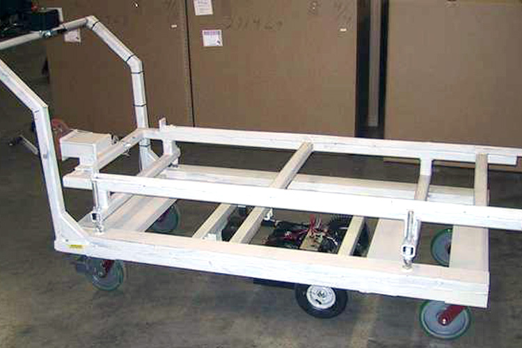 Die Cart For Foundry Industry
