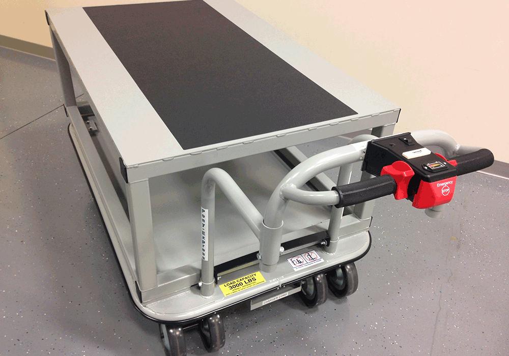 Double Deck Custom Cart