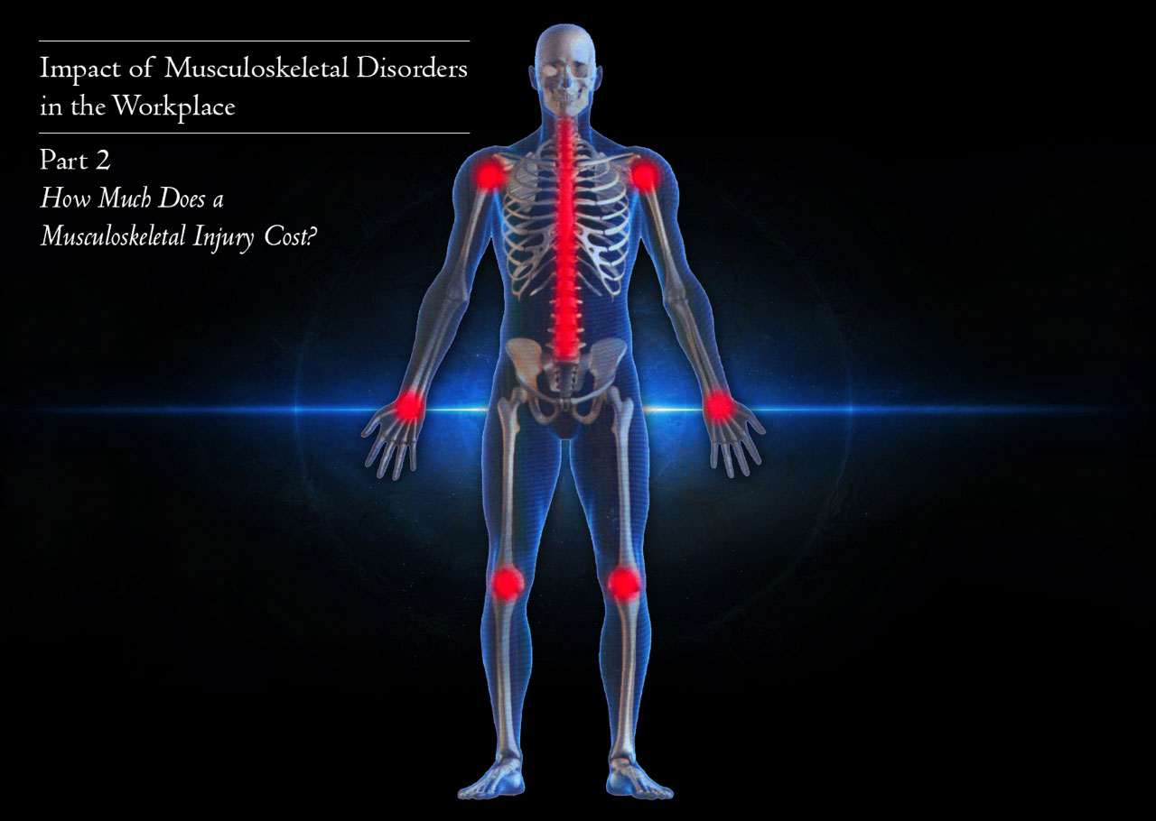 Impact of Musculoskeletal Disorders in the Workplace Part 2