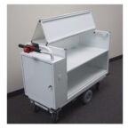 Medical Records Cart