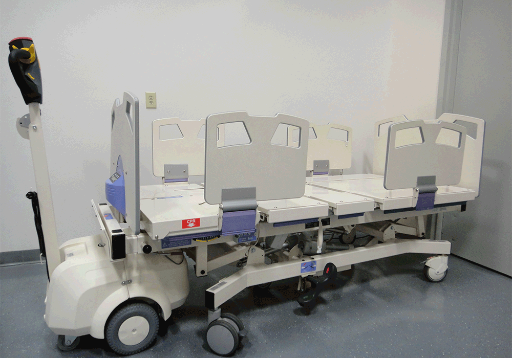 Motorized Solution for Bariatric Hospital Beds