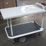 Standard Double Deck Utility Cart