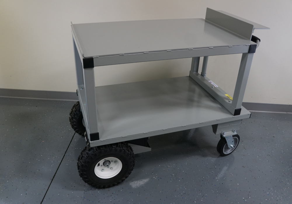 Custom Double Deck Cart
