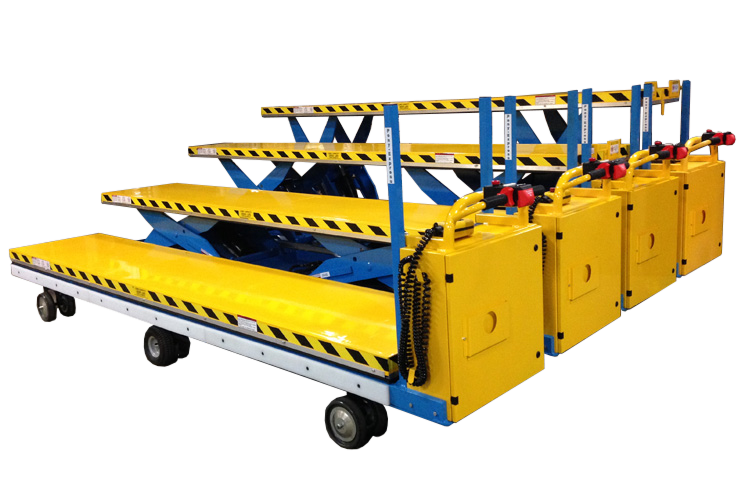 1052 Customized Scissor Lift