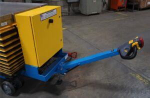 BART cart low handle