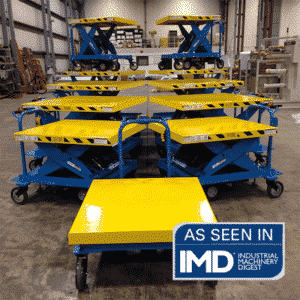 IMD - Scissor Lifts