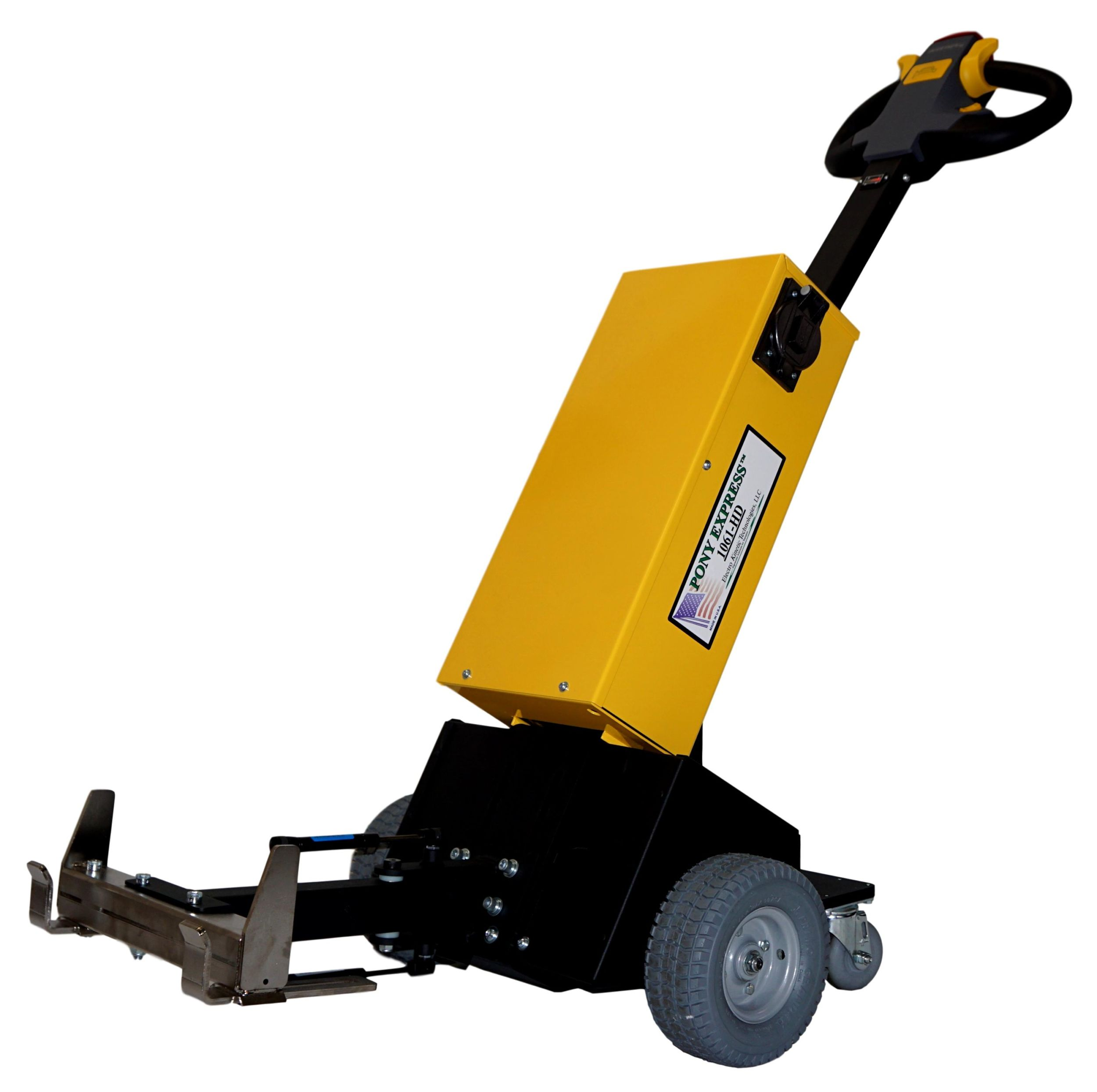 1061-HD Pony Express Electric Tugger - ISO